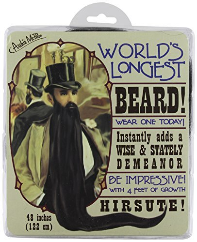World's Longest Beard by acc (Longest Beard)