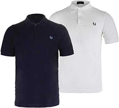 Fred Perry Reissues Original Plain Polo Black & Champagne-46 ...