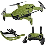 MightySkins Skin For DJI Max Coverage - Croc Skin   Protective, Durable, and Unique Vinyl Decal wrap cover   Easy To Apply, Remove, and Change Styles   Made in the USA