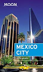 Baroque palaces and energetic streets, old-school taquerías and contemporary art: experience this beguiling metropolis with Moon Mexico City. Explore the City: Navigate by neighborhood or by activity with color-coded maps or follow a self-gui...