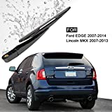 Rear Wiper Blade Arm Cover Cap Replacement for Ford EDGE 07-14 Lincoln MKX 2007-2013 -Factory OE Style 9T4Z-17526F