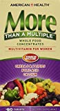 American Health More Than a Multiple Multivitamin Supplement for Women, 90 Count