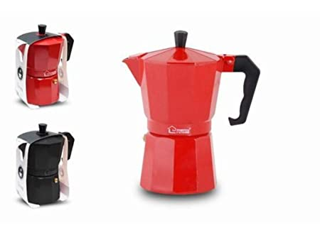 FORNOR Cafetera 6 Tazas Surtido A Elegir 1=552250=: Amazon.es: Hogar