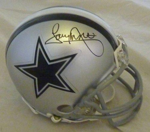 Tony Dorsett Autographed Dallas Cowboys Mini Helmet (Autographed Dallas Cowboys Mini Helmet)