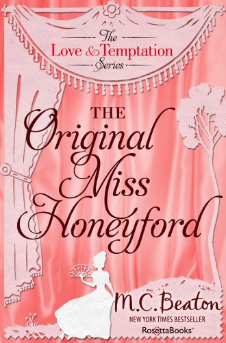 The Original Miss Honeyford (The Love and Temptation Series Book 1)