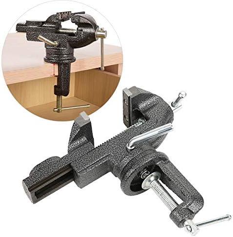 Hoge hardheid 360 graden roterende bankschroef 80 mm houtbewerking voor hobbyjuweliers