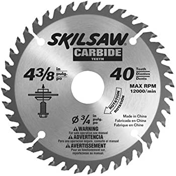 Skil 75540 4 38 inch by 40t carbide flooring blade table saw skil 75540 4 38 inch by 40t carbide flooring blade keyboard keysfo Choice Image