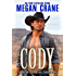 Cody  (American Extreme Bull Riders Tour Book 4)