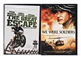 The Great Escape , We Were Soldiers : War 2 Pack Collection