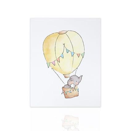 Declea Imagen Elephant Balloon Habitacin Para Nios Baby Shower
