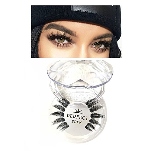 Magnetic Eyelashes Full Eye 3 Magnets New 3D Premium Quality Soft Model 2019 Natural Look No Glue Best Fake Reusable Eyelashes - by Perfect Eden ...