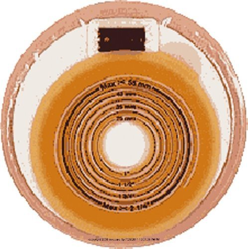 Stoma Cap - Assura One-Piece Stoma Cap With Filter, Assura 1Pc Stoma Cap Opq, (1 BOX, 30 EACH)