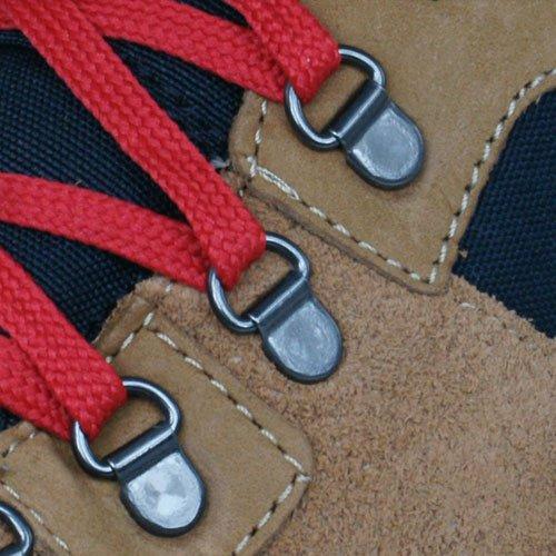 Timberland Scramble EK Boys Leather Boots-Brown-13K
