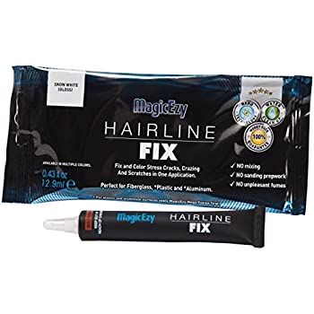 Amazon com: MagicEzy 9 Second Chip Fix - One-Part Filler And