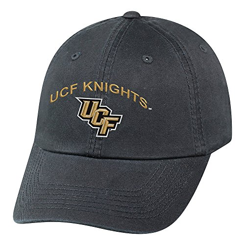 Top of the World Central Florida Golden Knights Men's Hat Arch, Black, Adjustable
