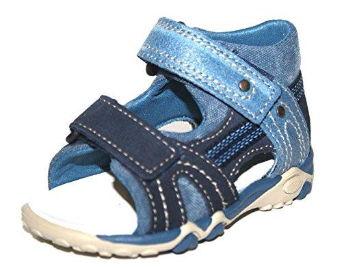 Juge 75.2314.1761 sandales pour fille bleu-atlantic/pacific 1761 eU 20)