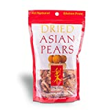 SUBARASHII KUDAMONO Pear Dried Asian 9Oz, 9 OZ For Sale