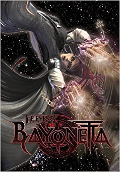 Book The Eyes of Bayonetta: Art Book & DVD
