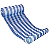Swimming Pool Float Hammock Inflatable Swimming Pools Lounger - Blue
