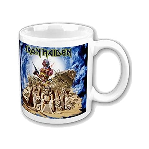 Somewhere Back in Time Boxed Mug - Iron Maiden Somewhere In Time