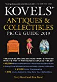 The most trusted and complete antiques & collectibles price guide available! The Kovels' 2019 edition is packed with 16,000 listings and 2,500 full-color photographs featuring collectibles in furniture, jewelry, toys, glass, and more.    ...