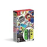 Super Mario Party + Neon Green/ Neon Yellow Joy-Con Set - Nintendo Switch