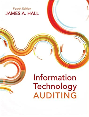 Amazon information technology auditing 9781133949886 james information technology auditing 4th edition fandeluxe Gallery