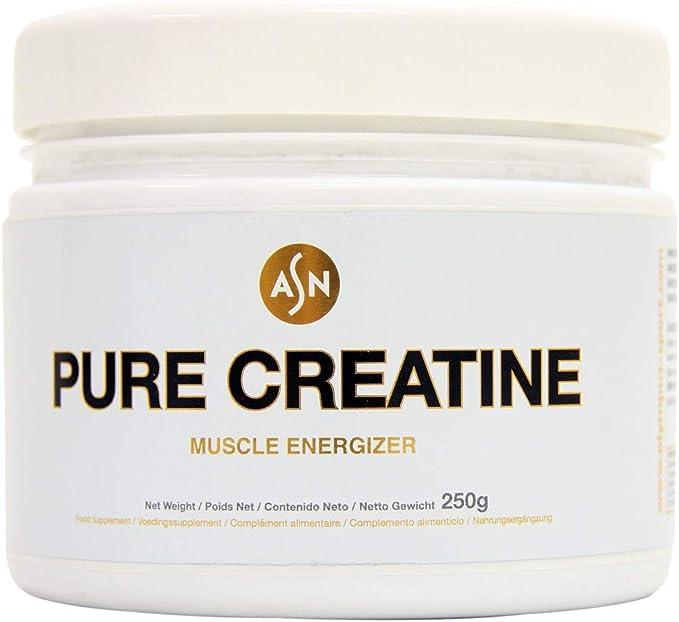 ASN PURE CREATINE - neutro - 250g: Amazon.es: Salud y cuidado ...