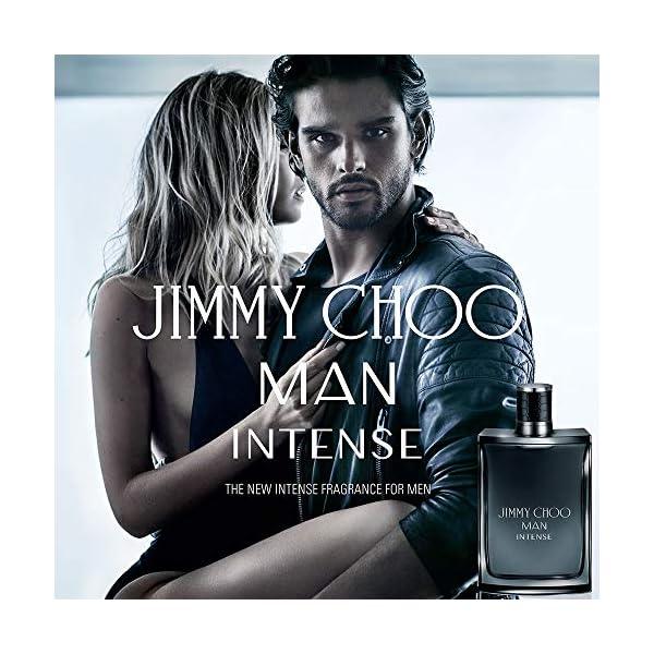 JIMMY CHOO Man Intense Eau de Toilette Jumbo Spray