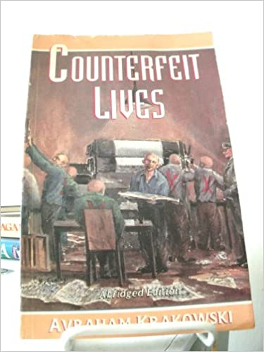Counterfeit lives (The Holocaust diaries)