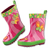 Stephen Joseph Little Girls' Rain Boot