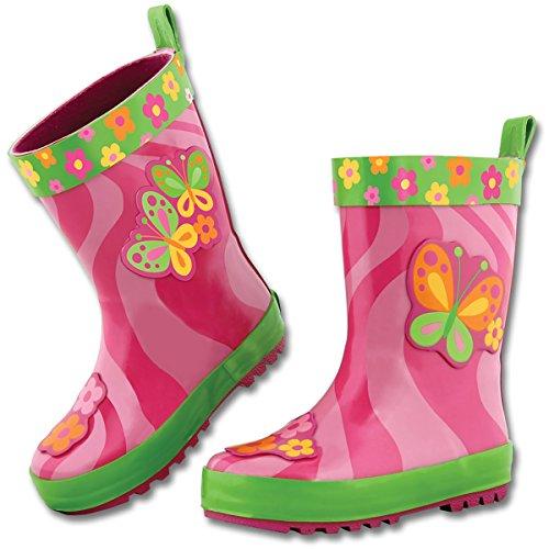 Stephen Joseph Rain Boots,Butterfly,7 by Stephen Joseph