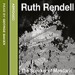 The Speaker of Mandarin | Ruth Rendell
