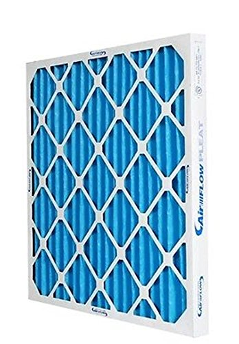Heating, Cooling MERV 8- 16x24x1 Pleated Furnace Filters A/C (12 pack)