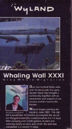 Whaling Wall XXXI: Grey Whale Migration (Wyland)