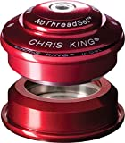 Chris King Inset i1 1 1/8'' Inset Headset Red