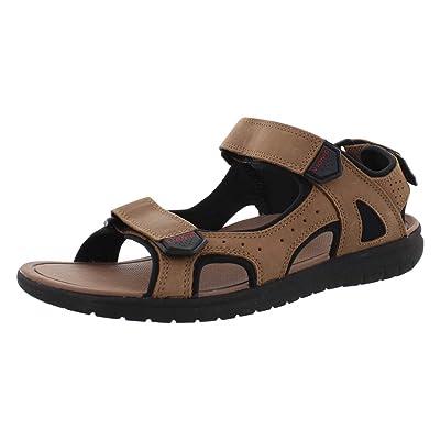 Vionic Moore Neil Sandal Mens Shoes | Sandals