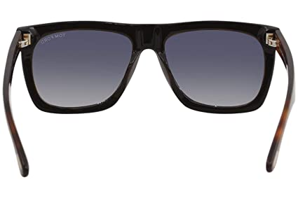 52d8dcf3d65dbb Tom Ford Sunglasses 0513 Morgan 05B Black Havana Grey Gradient  Tom Ford   Amazon.ca  Clothing   Accessories