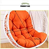 OA&WA Hanging Basket Chair Cushions, Large Seat