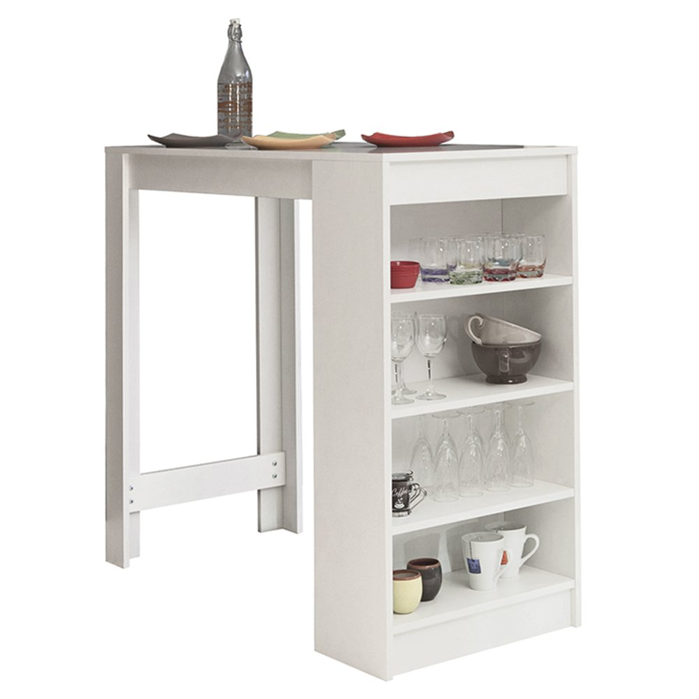 Bien meuble cuisine avec table integree 8 51bf9chm02l for Cuisine avec table integree