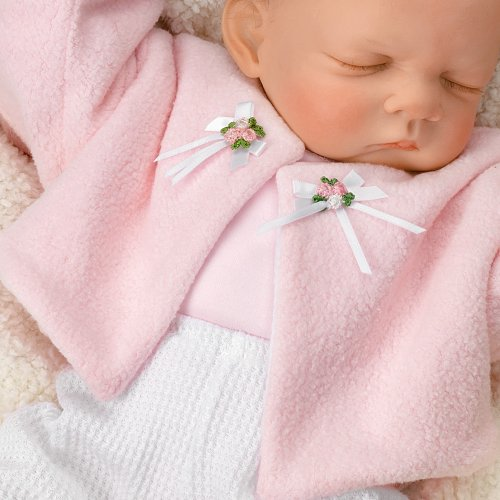 Ashton Drake Sleeping Beauty Doll: Sleeping Realistic Baby Doll: Sweet Dreams, Bella