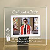 Set of 6 Confirmed in Christ Confirmation Photo Frame