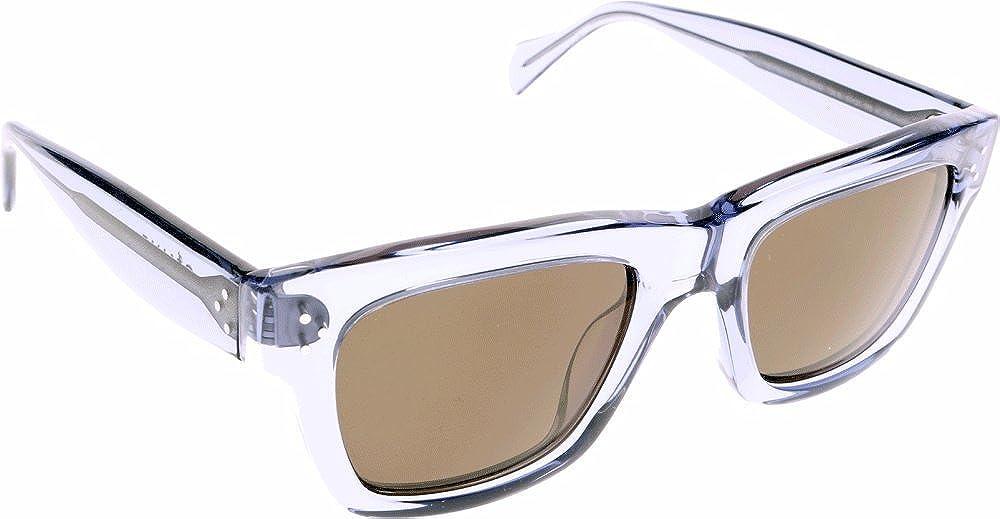 c2a001e4aa0d Celine 41732 TSK Crystal Blue Original Wayfarer Sunglasses Lens Category 3:  Celine: Amazon.co.uk: Shoes & Bags