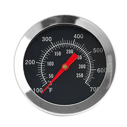 ESden BBQ Grill Thermometer Temp Gauge Barbecue Camping Food Cook Temperature Meter