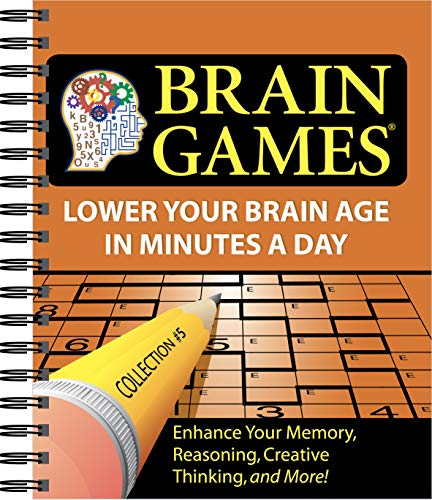 Brain Games #5: Lower Your Brain Age in Minutes a Day (Brain Games - Lower Your Brain Age in Minutes a Day)]()
