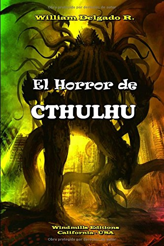 El Horror de Cthulhu  [Delgado R., William] (Tapa Blanda)