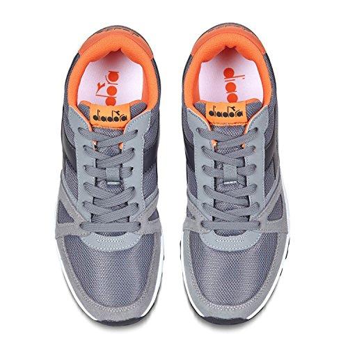Adulte Diadora Sneaker Basses Mixte 90 Run Glace 75073 PwXqfq8TnS