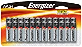 image for Energizer AA Batteries, Double A Battery Max Alkaline (24 Count)…