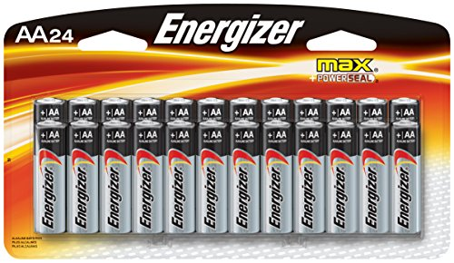 Energizer AA Batteries, Double A...
