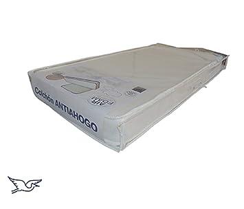 La Cigüeña Colchon de cuna Air Foam antiahogo medida especial: Amazon.es: Bebé